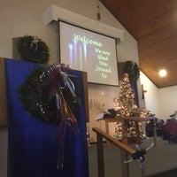 Photo taken at Wesley United Methodist Church by Kevin L. on 12/17/2017