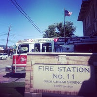 Photo taken at Fire Station #11 by Ally F. on 7/19/2014