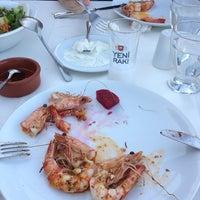 Photo taken at Deniz Restaurant by Pınar S. on 3/30/2013
