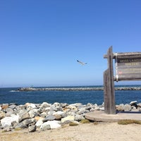 Photo taken at Moss Landing State Beach by Adao J. on 5/25/2013