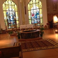 Photo taken at St. Mary's Church by Lutricia T. on 11/3/2012