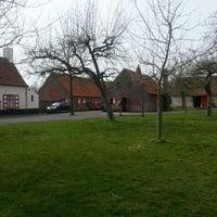Photo taken at Kinderboerderij De 7 Torentjes by Mati S. on 4/17/2013