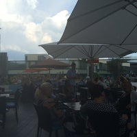 Photo taken at Yamas food & drinks by René v. on 7/24/2014