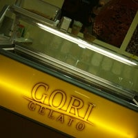 Photo taken at Gelato Gori by veryvaleria on 5/6/2013