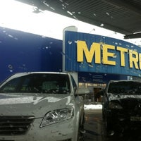 Photo taken at Metro Cash & Carry by Valeria K. on 10/28/2012