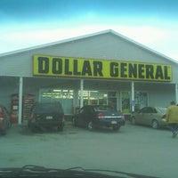 Photo taken at Dollar General by Trista C. on 3/2/2013