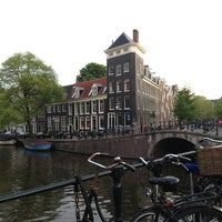 Photo taken at 9 Straatjes by MK on 5/26/2013