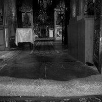 Photo taken at Manastirea Tiganesti by Ionut I. on 10/20/2013