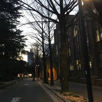 Photo taken at University of Tokyo Yayoi Campus by Rumi on 1/20/2018