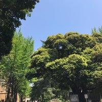 Photo taken at University of Tokyo Yayoi Campus by Rumi on 4/20/2018