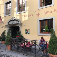 Foto scattata a San Luca Palace Hotel da Rumi il 10/7/2018