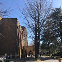Photo taken at University of Tokyo Yayoi Campus by Rumi on 3/2/2018