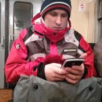 Photo taken at Электричка Минск — Борисов by Masha K. on 12/16/2016
