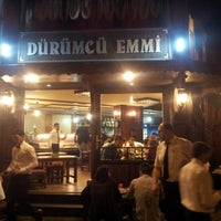 Photo taken at Dürümcü Emmi by Sercan T. on 10/28/2012
