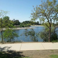 Photo taken at Almaden Lake Park by Noe A. on 4/22/2012