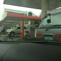 Photo taken at Total Gas Station by Heath T. on 3/13/2012
