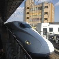 Photo taken at Shin-Yokohama Station by Noriko M. on 4/1/2012