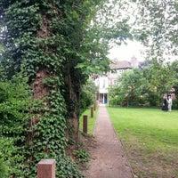 Photo taken at Hogarth's House by Damon J. on 7/21/2012
