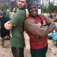 Photo taken at Warrior Dash East Texas by Bear on 3/17/2012
