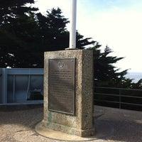 Photo taken at USS San Francisco Memorial by Nate G. on 2/12/2012