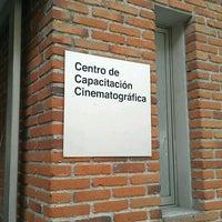 Photo taken at Centro de Capacitación Cinematográfica, A.C. (CCC) by CCC on 3/26/2012