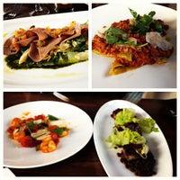 Photo taken at Restaurant Zoë by Nicole on 7/22/2012