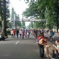 Photo prise au Dago Car Free Day par aprizal ramadhan le3/11/2012