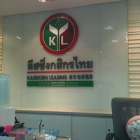 Photo taken at KBank by Chic on 9/1/2011
