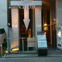 Photo taken at 北堀江club vijon by なおキング on 7/15/2012