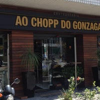 Photo prise au Ao Chopp do Gonzaga par Paulo Henrique B. le3/20/2012