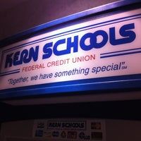 Photo taken at Kern Schools Federal Credit Union by Peter F. on 5/12/2012