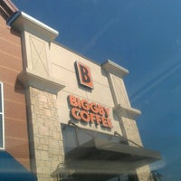Photo taken at BIGGBY COFFEE by Edgar W. on 7/24/2012