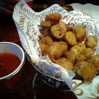 Photo taken at Red Robin Gourmet Burgers by ChanTell on 12/8/2011