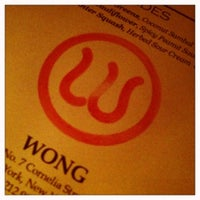 Photo taken at Wong by Pichet O. on 1/7/2012