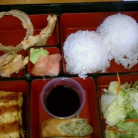 Photo taken at Yummy Teriyaki by Cameron C. on 4/13/2011
