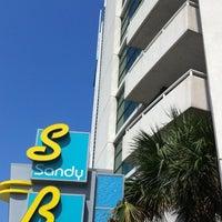 Photo taken at SandyBeachResort by John C. on 8/5/2011
