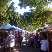 Photo taken at Eumundi Markets by Geoff D. on 5/10/2011
