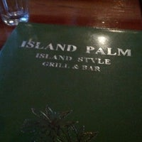 Photo taken at Island Palm Grill & Bar by Stephen F. on 4/9/2012