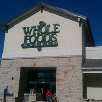 Photo taken at Whole Foods Market by Brenda R. on 11/6/2011