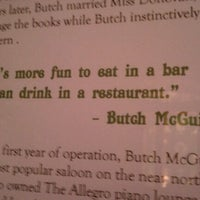 Photo taken at Butch McGuire's by Gwynne C. on 9/18/2011