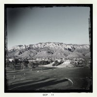 Photo taken at Tanoan Golf Course by DeAnna D. on 9/21/2011
