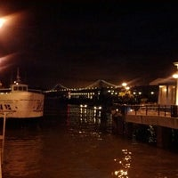 Photo taken at Central Embarcadero Piers by Luis H. on 1/26/2012