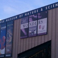 Photo taken at Denver Museum of Nature and Science by Amanda S. on 1/2/2012