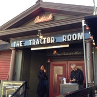 Photo taken at The Tractor Room by Jolene B. on 1/8/2012