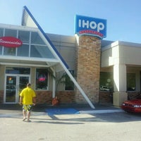 Photo taken at IHOP by Miguel G. on 9/4/2011