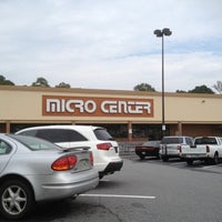 Photo taken at Micro Center by Jimbo K. on 8/4/2012