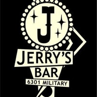 Photo taken at Jerry's Bar by Rob R. on 4/22/2012