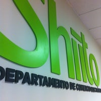 Photo taken at Shiito by Víctor G. on 7/25/2012