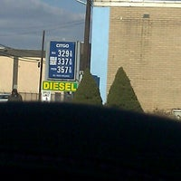 Photo taken at Citgo by Jannette G. on 2/7/2012
