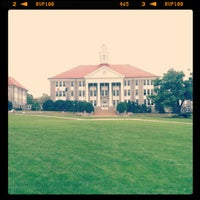 Photo taken at James Madison University by Bryant G. on 7/1/2012